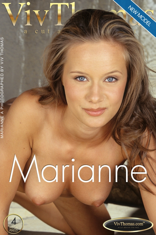 Marianne A - `Marianne` - by Viv Thomas for VIVTHOMAS