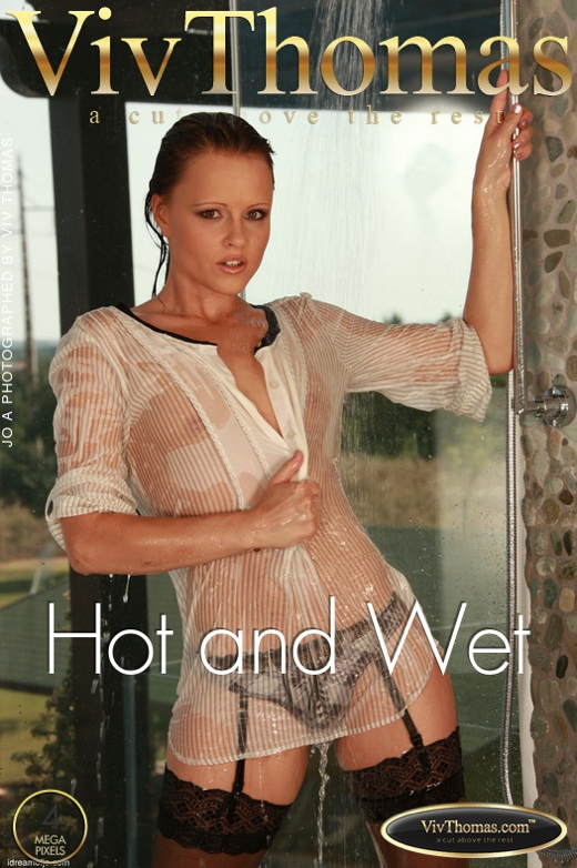 Jo - `Hot and Wet` - by Viv Thomas for VIVTHOMAS