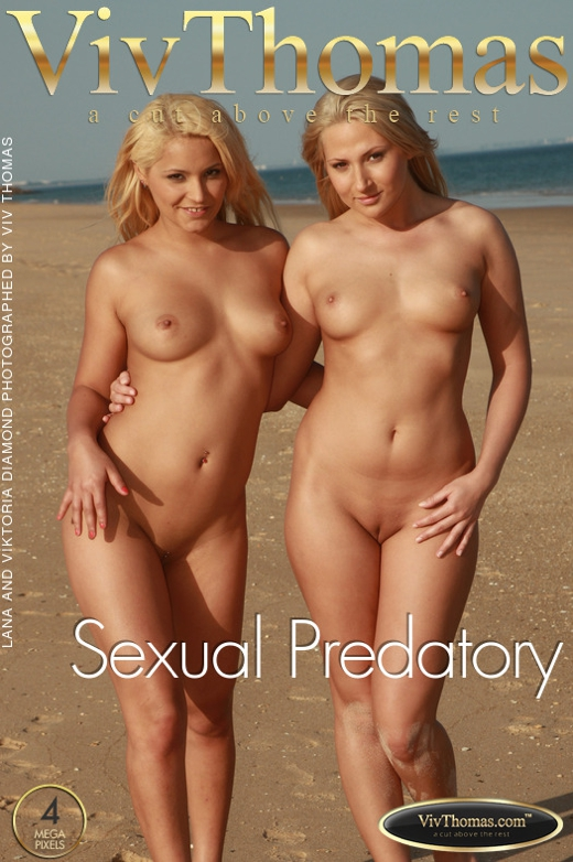 Lana S & Viktoria Diamond - `Sexual Predatory` - by Viv Thomas for VIVTHOMAS