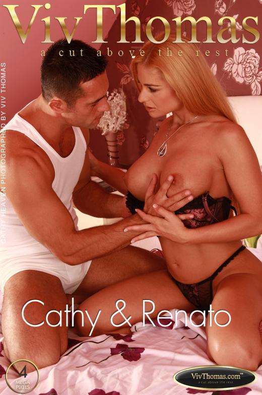 Cathy Heaven - `The Art of Sex - Cathy Heaven & Renato` - by Viv Thomas for VIVTHOMAS