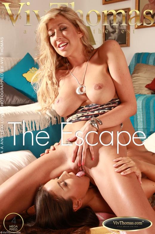 Iwia A & Lexi Lowe - `The Escape` - by Viv Thomas for VIVTHOMAS