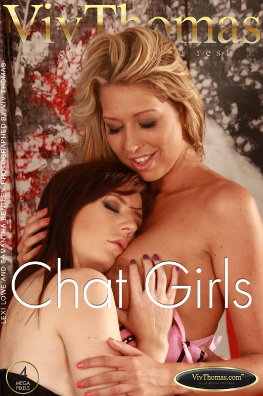 Lexi Lowe & Samantha Bentley - `Chat Girls` - by Viv Thomas for VIVTHOMAS