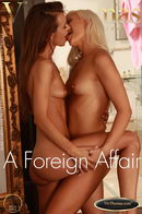 Suzie Carina & Tracy Lindsay - A Foreign Affair