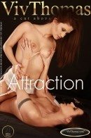Cindy Hope & Madlin Moon in Attraction gallery from VIVTHOMAS by Viv Thomas