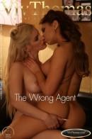 Aleska Diamond & Mira Sunset - The Wrong Agent