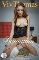 Cristal Caitlin & Eva Berger in Dominion gallery from VIVTHOMAS by David Jones