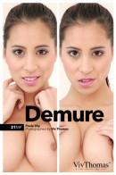 Paula Shy - Demure