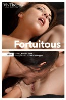 Lorena Garcia & Natalie Gold in Fortuitous gallery from VIVTHOMAS by Don Caravaggio