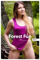 Kira D in Forest Fun gallery from VIVTHOMAS by Flora