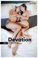 Dominica A & Lilu Moon in Devotion gallery from VIVTHOMAS by Nik Fox