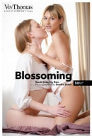 Ivy Rein & Sarah Cute in Blossoming gallery from VIVTHOMAS by Sandra Shine