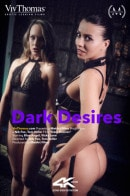 Blue Angel & Vicky Love in Dark Desires video from VIVTHOMAS by Viv Thomas