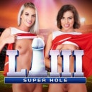 Adriana Chechik & Sami St Clair in Super Hole LIII gallery from VRBANGERS
