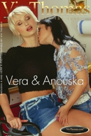 Anouska A & Vera A in Vera & Anouska gallery from VT ARCHIVES by Viv Thomas