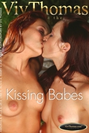 Anouska A & Ella A & Jo & Lisa C & Olivia A & Sandy A & Vera A in Kissing Babes gallery from VT ARCHIVES by Viv Thomas