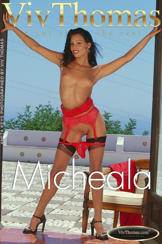 Aneta Keys - `Micheala` - by Viv Thomas for VT ARCHIVES