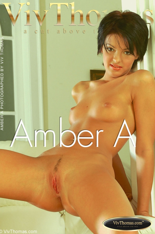 Amber A - `Amber` - by Viv Thomas for VT ARCHIVES