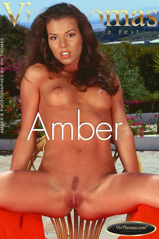 Amber B - `Amber` - by Viv Thomas for VT ARCHIVES