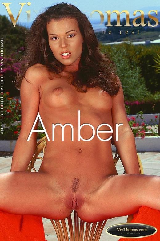 Amber B - `Amber` - by Viv Thomas for VT ARCHIVES