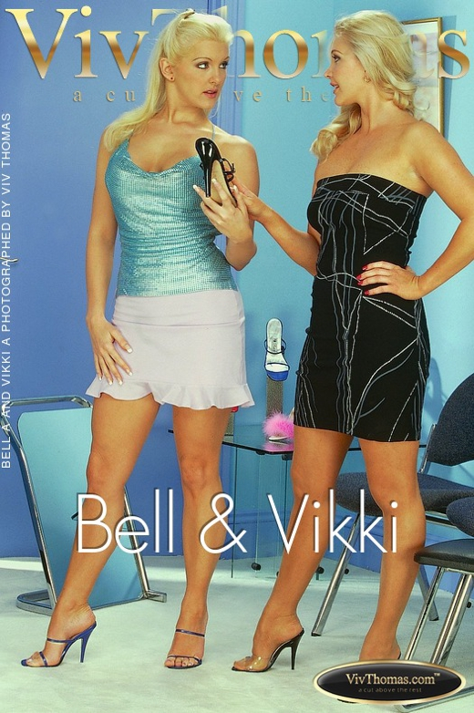 Bell A & Vikki A - `Bell & Vikki` - by Viv Thomas for VT ARCHIVES