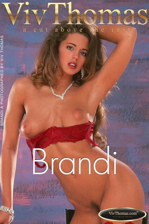Brandi A - `Brandi` - by Viv Thomas for VT ARCHIVES