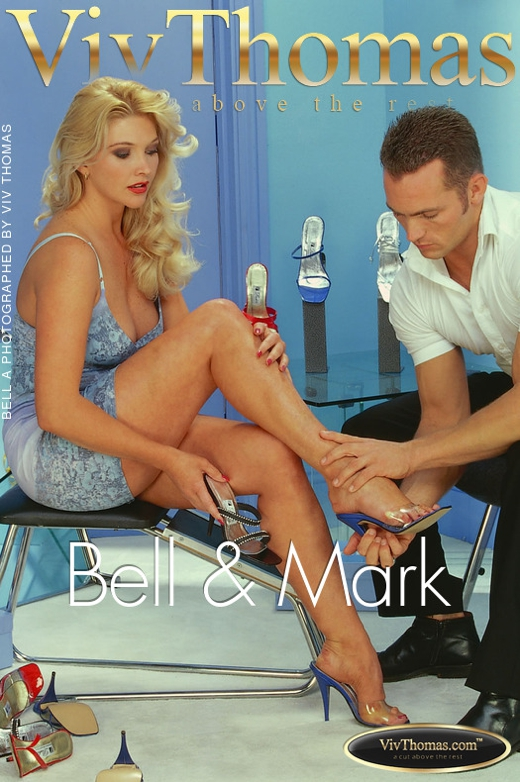 Bell A & Ice - `Bell & Mark` - by Viv Thomas for VT ARCHIVES