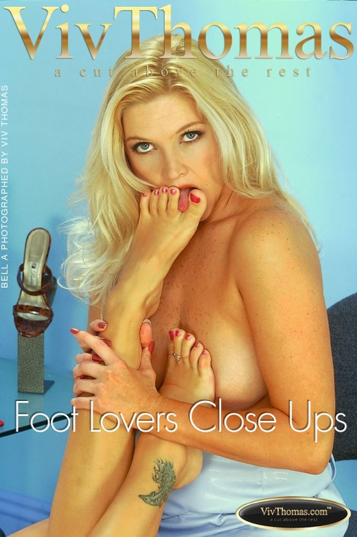Bell A - `Foot Lovers Close Ups` - by Viv Thomas for VT ARCHIVES