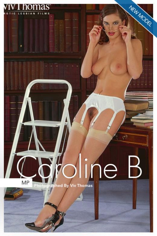 Caroline B - `Caroline` - by Viv Thomas for VT ARCHIVES