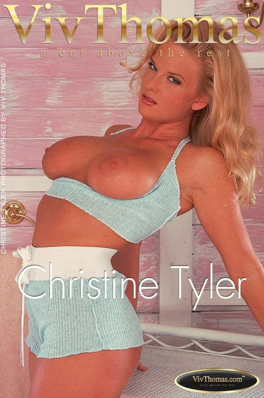 Christine Tyler - `Christine Tyler` - by Viv Thomas for VT ARCHIVES