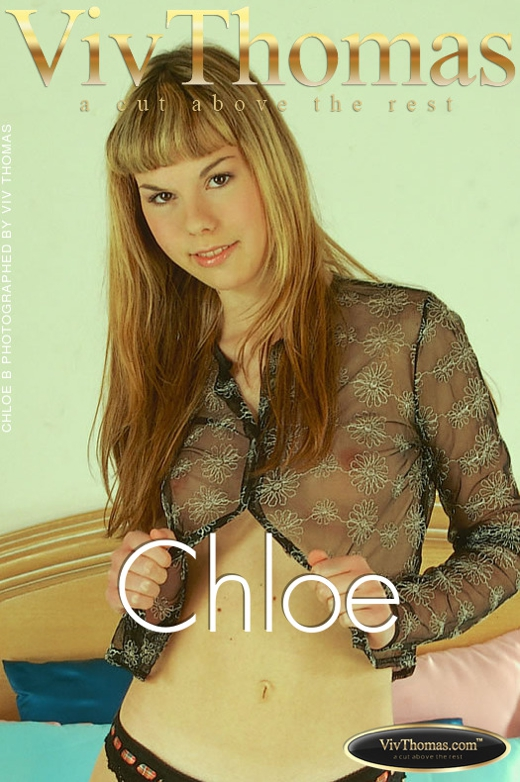 Chloe B - `Chloe` - by Viv Thomas for VT ARCHIVES