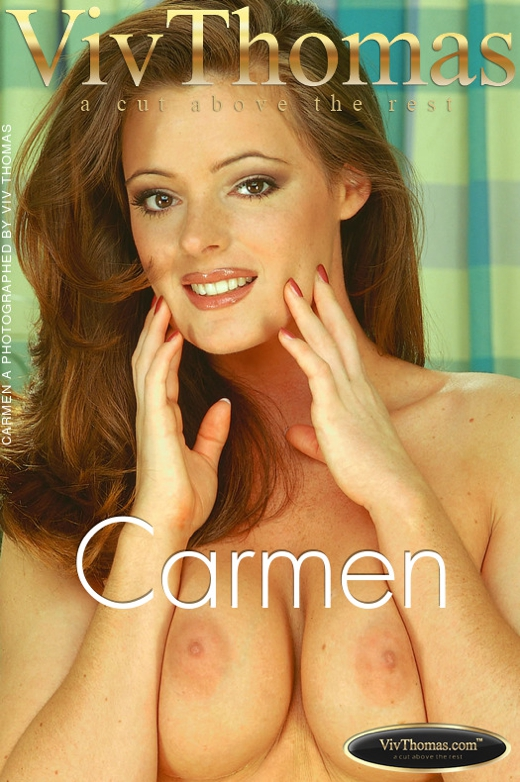 Carmen A - `Carmen` - by Viv Thomas for VT ARCHIVES