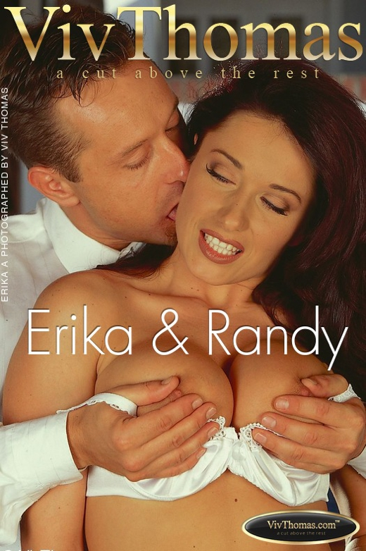 Erika A & Frank A - `Erika & Randy` - by Viv Thomas for VT ARCHIVES