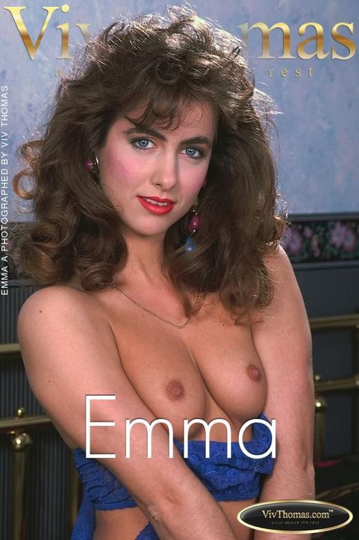 Emma A - `Emma` - by Viv Thomas for VT ARCHIVES