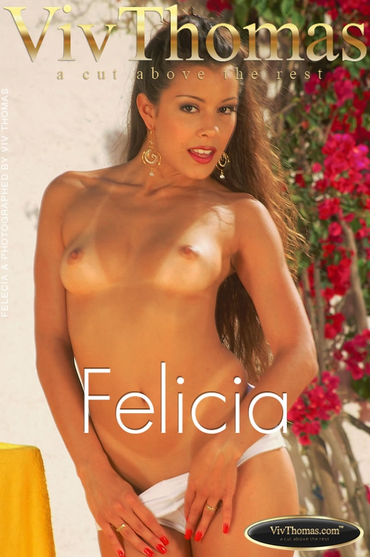 Felecia A - `Felicia` - by Viv Thomas for VT ARCHIVES