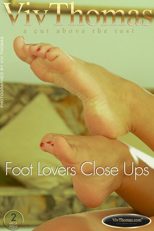 Gillian A - `Foot Lovers Close Ups` - by Viv Thomas for VT ARCHIVES