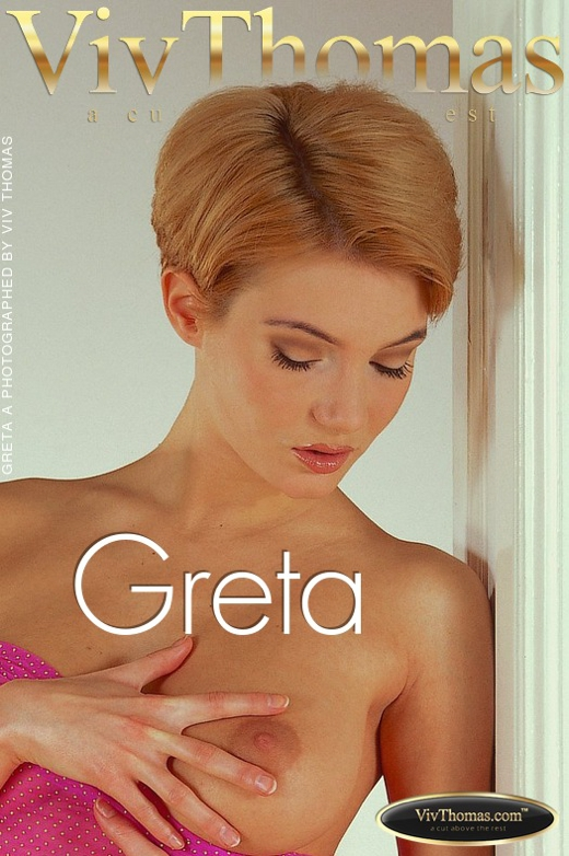 Greta A - `Greta` - by Viv Thomas for VT ARCHIVES