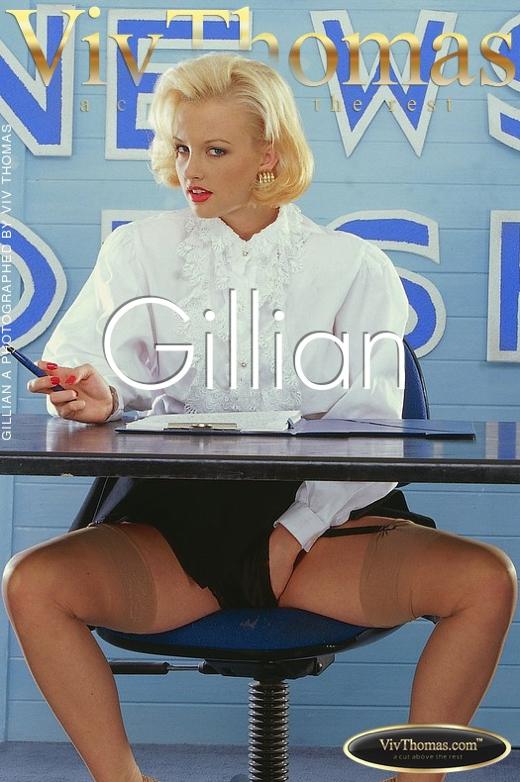 Gillian A - `Gillian` - by Viv Thomas for VT ARCHIVES