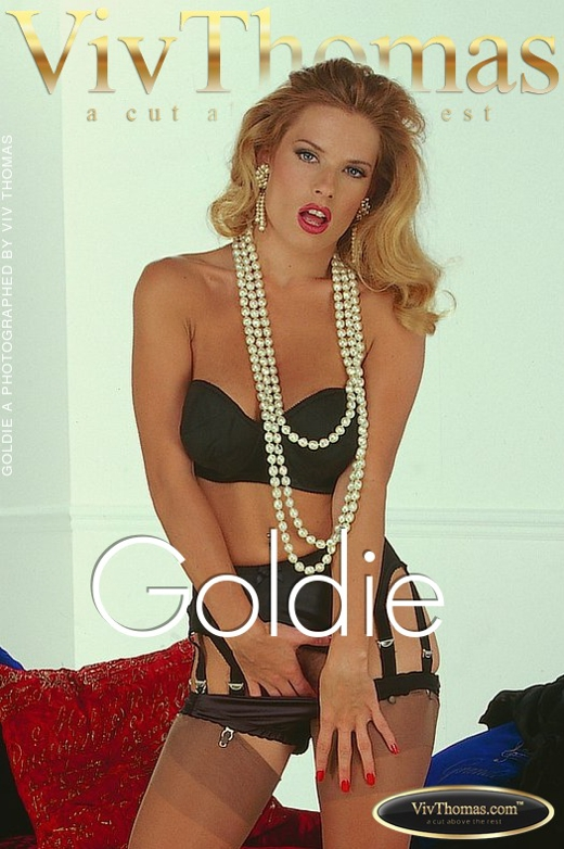 Goldie A - `Goldie` - by Viv Thomas for VT ARCHIVES