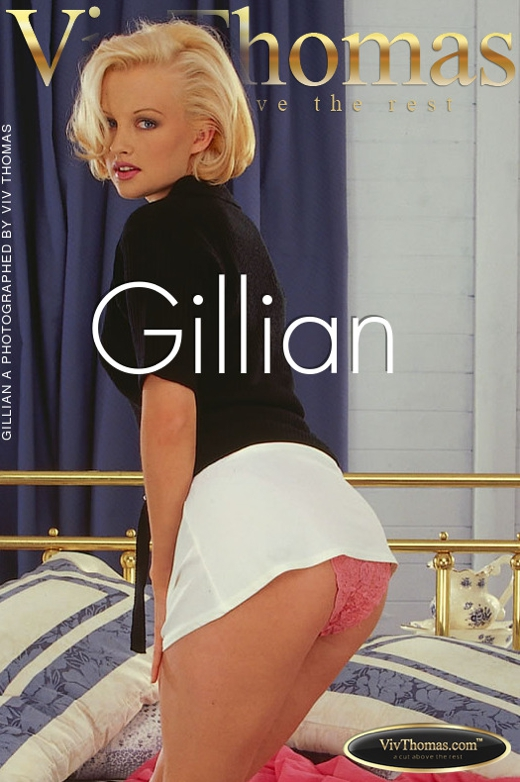 Gillian A - `Gillian` - by Viv Thomas for VT ARCHIVES