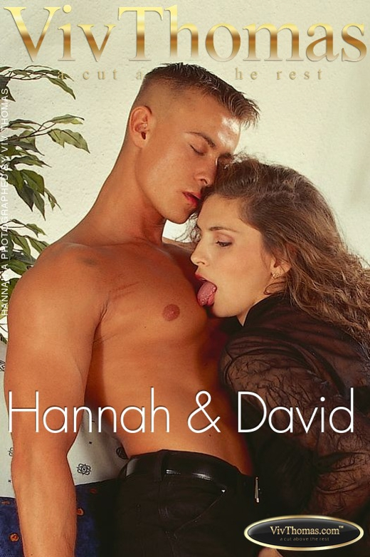 Hannah A - `Hannah & David` - by Viv Thomas for VT ARCHIVES
