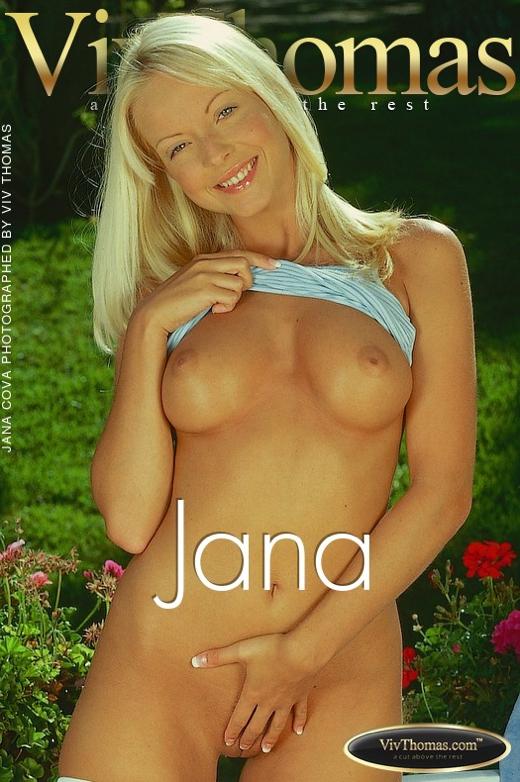Jana Cova - `Jana` - by Viv Thomas for VT ARCHIVES