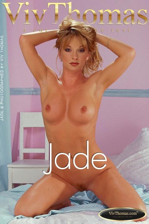 Jade B - `Jade` - by Viv Thomas for VT ARCHIVES