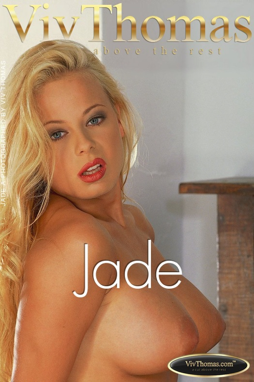 Jade A - `Jade` - by Viv Thomas for VT ARCHIVES