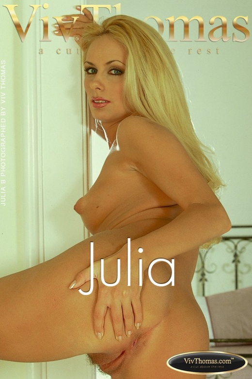 Julia B - `Julia` - by Viv Thomas for VT ARCHIVES