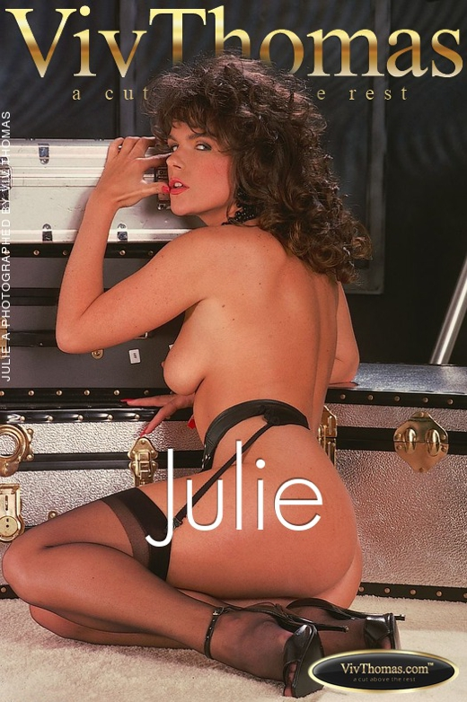 Julie A - `Julie` - by Viv Thomas for VT ARCHIVES