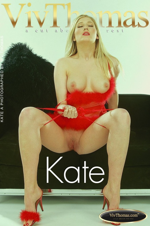 Kate A - `Kate` - by Viv Thomas for VT ARCHIVES