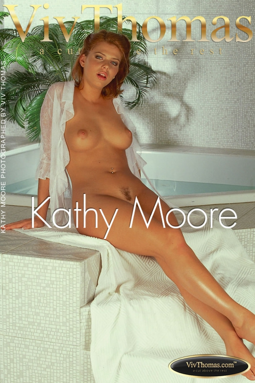 Kathy Moore - `Kathy Moore` - by Viv Thomas for VT ARCHIVES