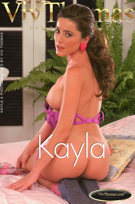 Kayla A - `Kayla` - by Viv Thomas for VT ARCHIVES