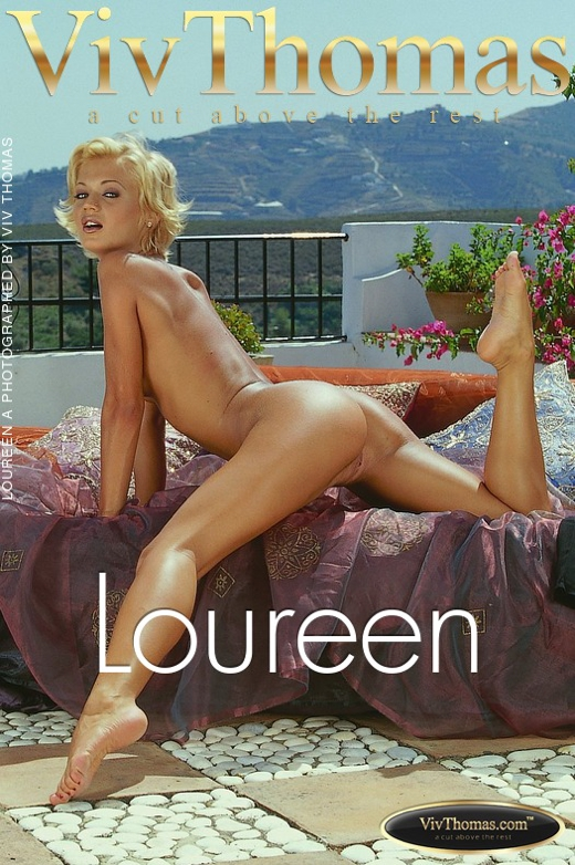 Loureen A - `Loureen` - by Viv Thomas for VT ARCHIVES