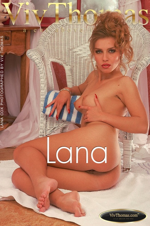 Lana Cox - `Lana` - by Viv Thomas for VT ARCHIVES